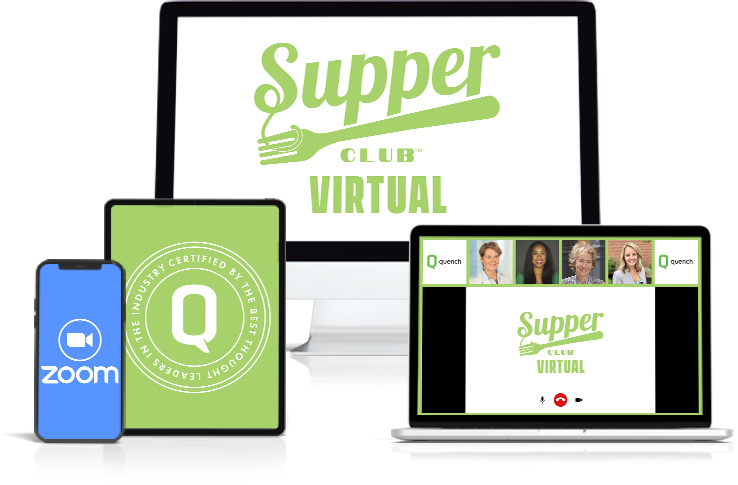 quench Virtual Supper Club on multiple devices