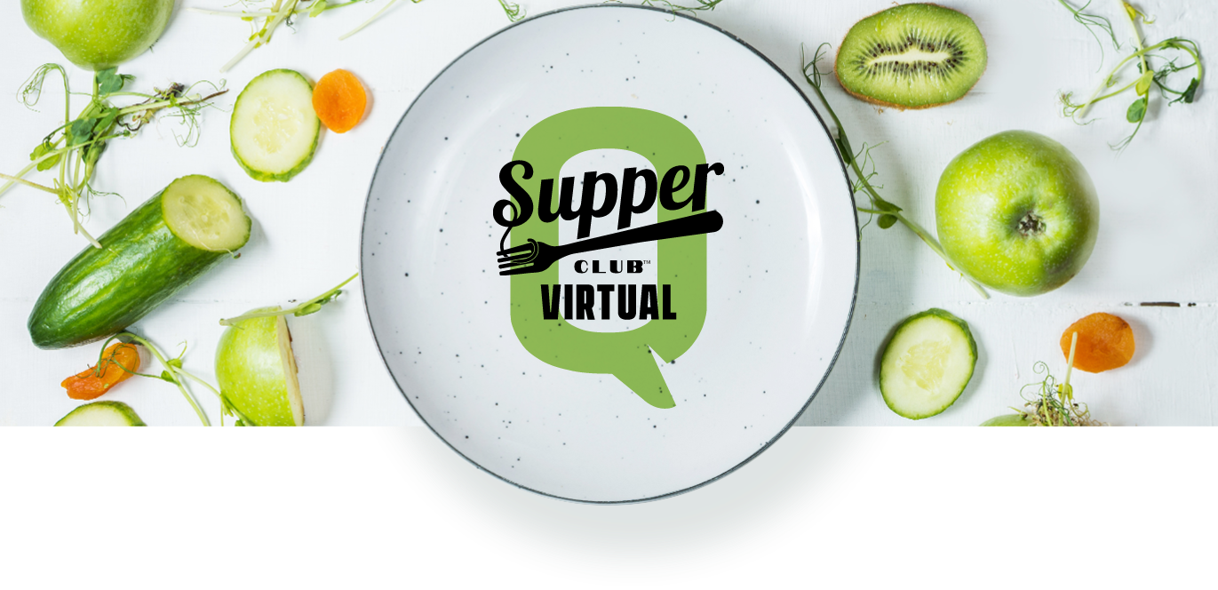 quench Virtual Supper Club promotional image